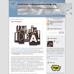 ExhibiTricks: The Museum Exhibit Design Blog