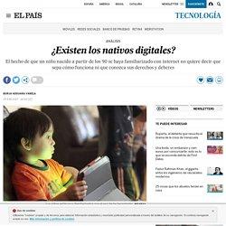 ¿Existen los nativos digitales?