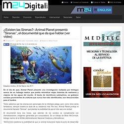"""¿Existen las Sirenas?: Animal Planet presentó """"Sirenas"""", el documental que da que hablar (ver video"""