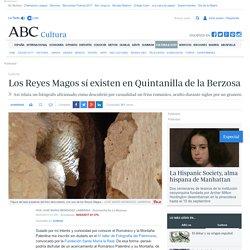 Los Reyes Magos sí existen en Quintanilla de la Berzosa