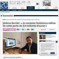 Posez vos questions à Jérôme Kerviel