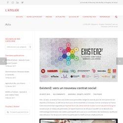 ExistenZ: vers un nouveau contrat social