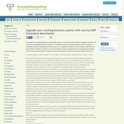 ERP consultant Birmingham