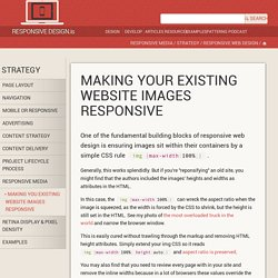 Making your existing website images responsive — Responsive Web Design