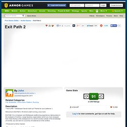 Exit Path 2 | Action Games