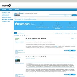 Re: No exit button any more. Won't exit - Page 3 - LogMeIn Community