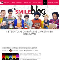 SIETE EXITOSAS CAMPAÑAS DE MARKETING EN HALLOWEEN