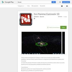 Exo Planet Explorer