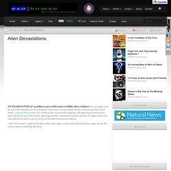 Alien Devastations