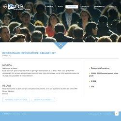 EXOS - Recrutement & intérim - Jobs