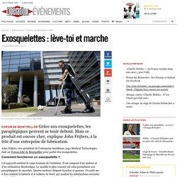 Exosquelettes : lève-toi et marche