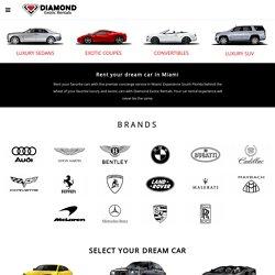Diamond exotic rentals – Exotic and Luxury Car Rental – Exotic Car Rental Miami