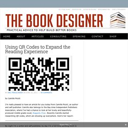Using QR Codes to Expand the Reading Experience