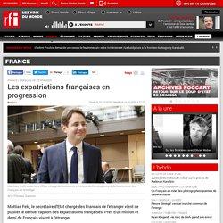 Un million et demi de Français sont partis vivre à l'étranger en 2015