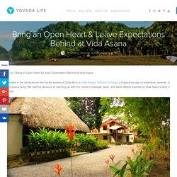 Bring an Open Heart & Leave Expectations Behind at Vida Asana – Yovada Life Yovada Life