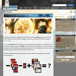 MTGO ACADEMY – Magic the Gathering Online Strategy, Articles, Videos, and Cards