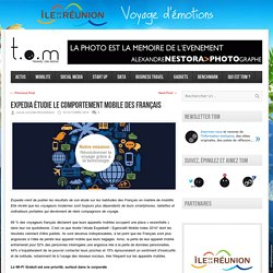 Expedia étudie le comportement mobile des Français