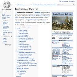 Expédition de Quiberon