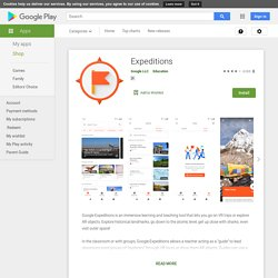 Expeditions – Android Apps on Google Play