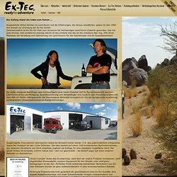 Expeditions- und Rallye-Technik - Start