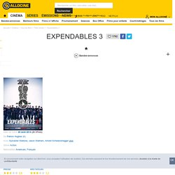 Expendables 3 - film 2014