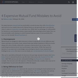 4expensive-mutual-fund-mistakesto-avoid