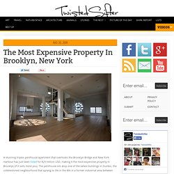 The Most Expensive Property In Brooklyn, New York