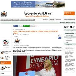 l'expérience de la région de l'Attique, quand Syriza est aux affaires
