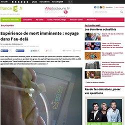 18/09/12 EMI: mettre des mots/ l'indicible Dr JP Jourdan Magazine de la santé SITE FR5