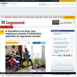 En Isère, une expérience réussie d'attribution équitable de logements sociaux