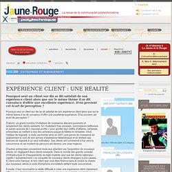 Expérience client : une réalité