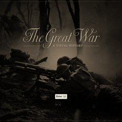 World War I Timeline Experience - American Battle Monuments Commission