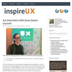 inspireUX - User Experience quotes and articles to inspire and connect the UX community