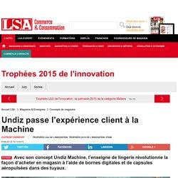 Undiz passe l'expérience client à la Machine - Enquêtes sur la consommation en France