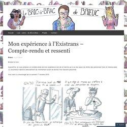 Mon expérience à l'Existrans – Compte-rendu et ressenti