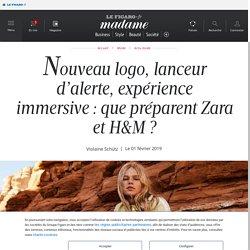 Nouveau logo, lanceur d'alerte, expérience immersive: que préparent Zara et ...