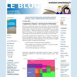 L'expérience L'Express – les français et l'information