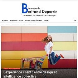 L'expérience client : entre design et intelligence collective