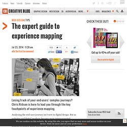 The expert guide to experience mapping
