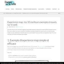 Experience map : les 10 meilleurs exemples trouvés sur le web