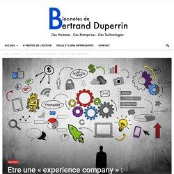 """Etre une """"experience company"""" : l'impact sur votre organisation"""