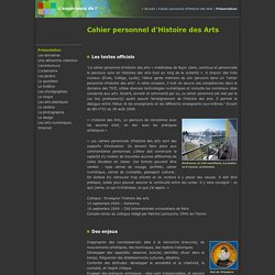 L'expérience de l'art: à l'école des arts plastiques et visuels