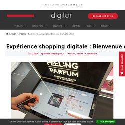 Expérience shopping digitale : Bienvenue chez Sephora Flash