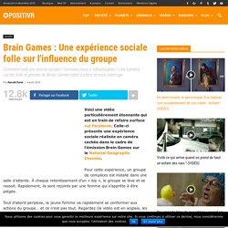 Brain Games : Une expérience sociale folle sur l'influence du groupe