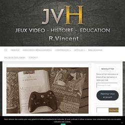 Jouer aux jeux vidéo pour changer l'école? L'expérience vidéoludique dans le système scolaire français - Mémoire de recherche