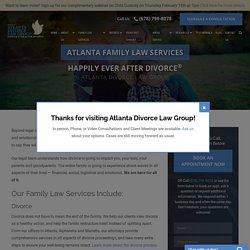 Experienced Alpharetta Family Lawyers