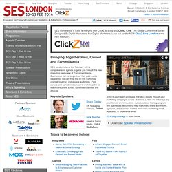 SES London 2010 - 15-19 February - Search Engine Strategies | Th