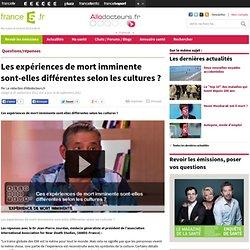 18/09/12 EMI différentes selon cultures? JP Jourdan Magazine de la santé SITE FR5