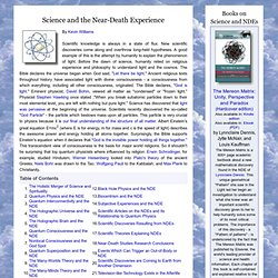 Quantique Science and Near-Death Experiences (.com)