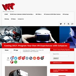 Virtual Reality & Augmented Reality Trend News & Reviews - Virtual Reality Reporter
